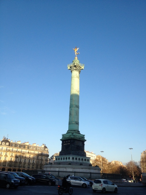 Starting point: Bastille