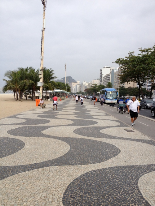 Here is Copacabana's