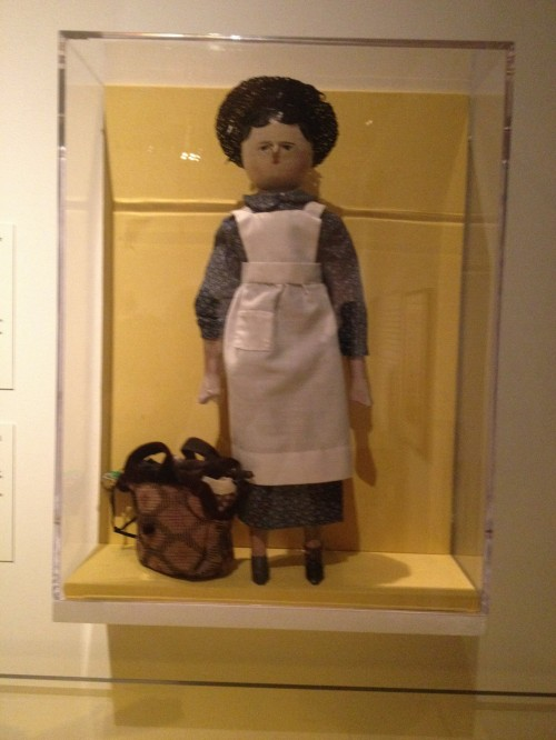 an early Mary Poppins doll