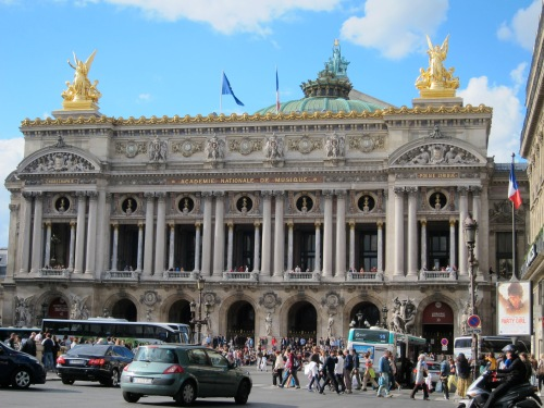 Garnier Opera House