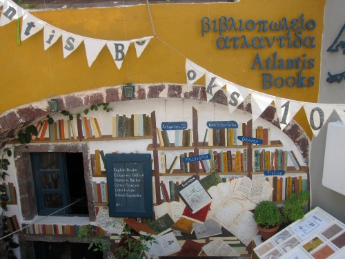 Atlantis Books- beautiful tiny English bookstore