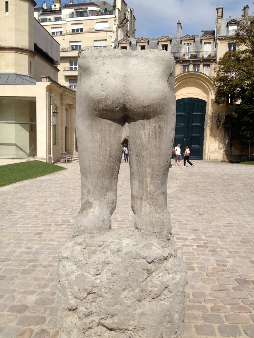 Rodin didn't do this, but it's not half bad.