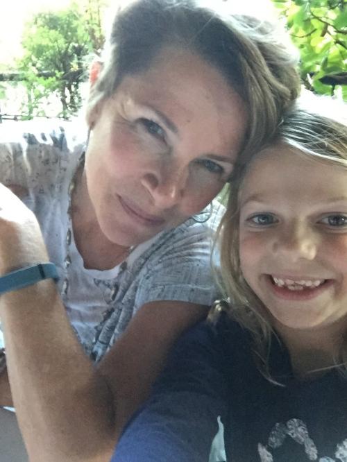 Selfies with Eloise!