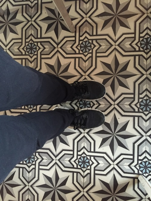 love those old French floors